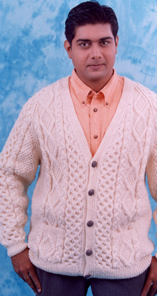 Original Gents Cardigan